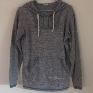 Cheeky Hoodie. Super soft. Size Med.